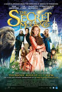 Ver online: El secreto de la última luna (The Secret of Moonacre / Moonacre) 2008