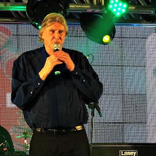 Sérgio Reis na Festa Nacional da Música de 2015.