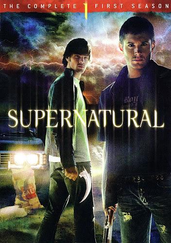 Supernatural Temporada 1 (DVDRip Inglés Subtitulada)
