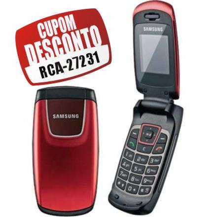 Cupom Efácil - Celular C276 Samsung Desbloqueado