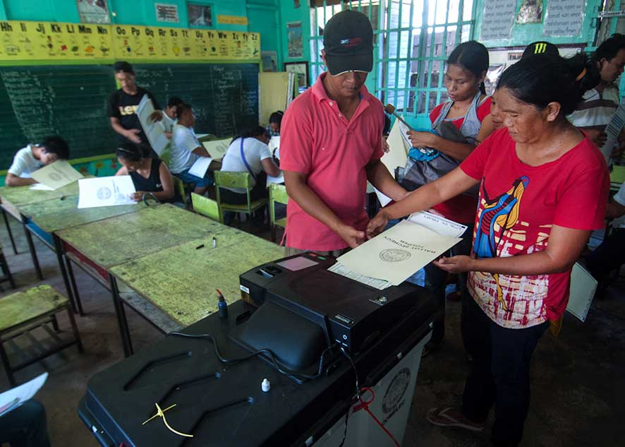 philippines 2nd automaed election Do you think automating the election process in the automated electoral process are you in favor of the automated elections in the philippines.
