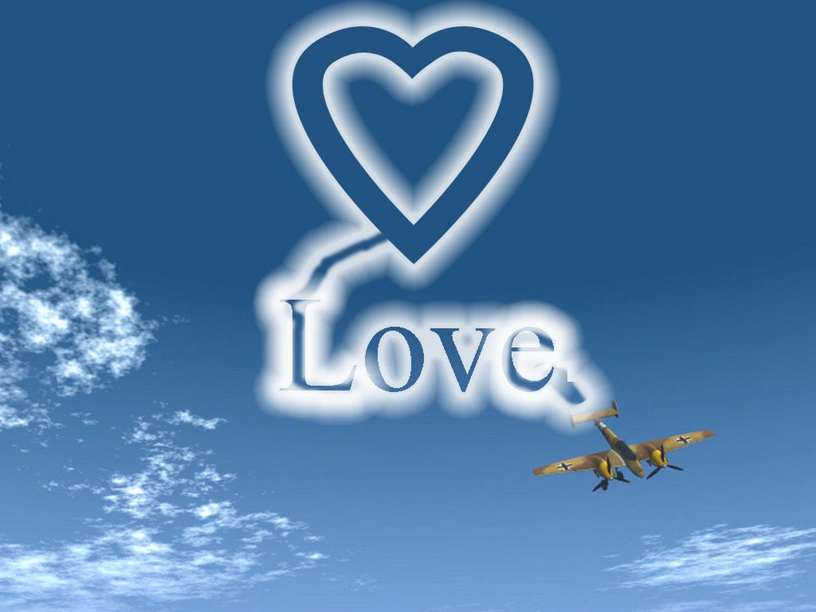 Blauwe wallpapers hd wallpapers - Love f wallpaper hd download ...