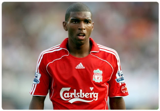 Ryan Babel: Mario needed special support and love