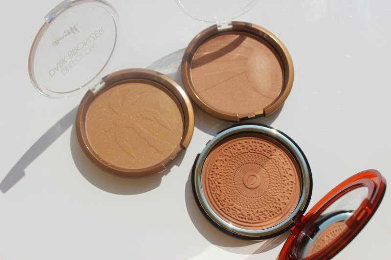 Multi-Purpose Bronzers for the Face and Body