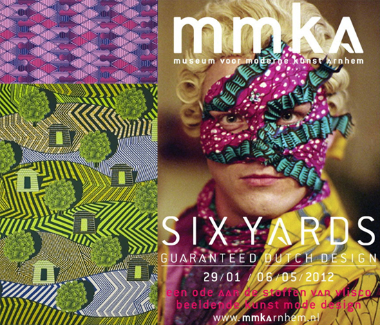 Safari Fusion blog | Six Yards | Celebrating the Dutch textiles of Vlisco