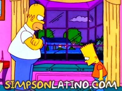 Los Simpson 4x06
