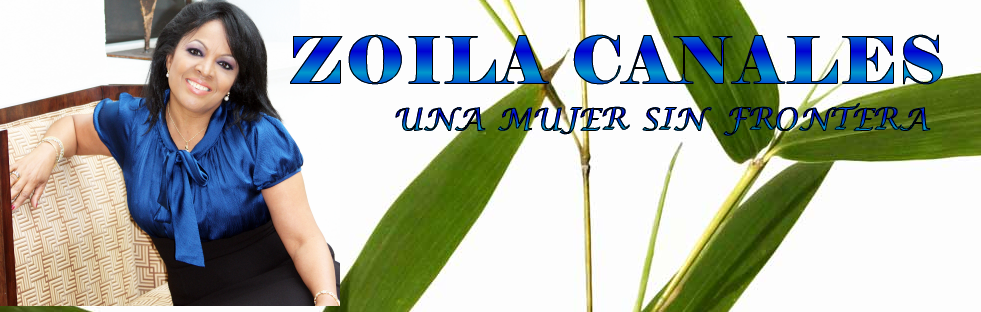"Zoila Canales - ""Si quieres verme feliz, ayúdame a serte útil"","