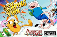 Download Android Game Super Jumping Finn (2013) Full Version