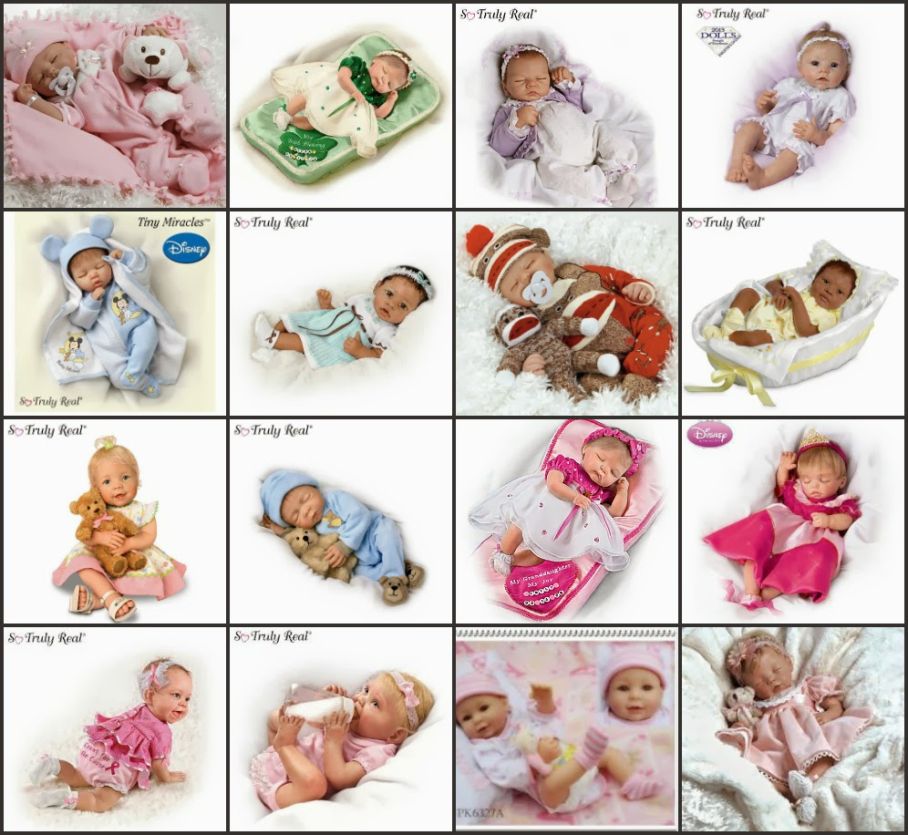 Life Like Baby Dolls - Realistic Baby Dolls - Baby Dolls that Look Real