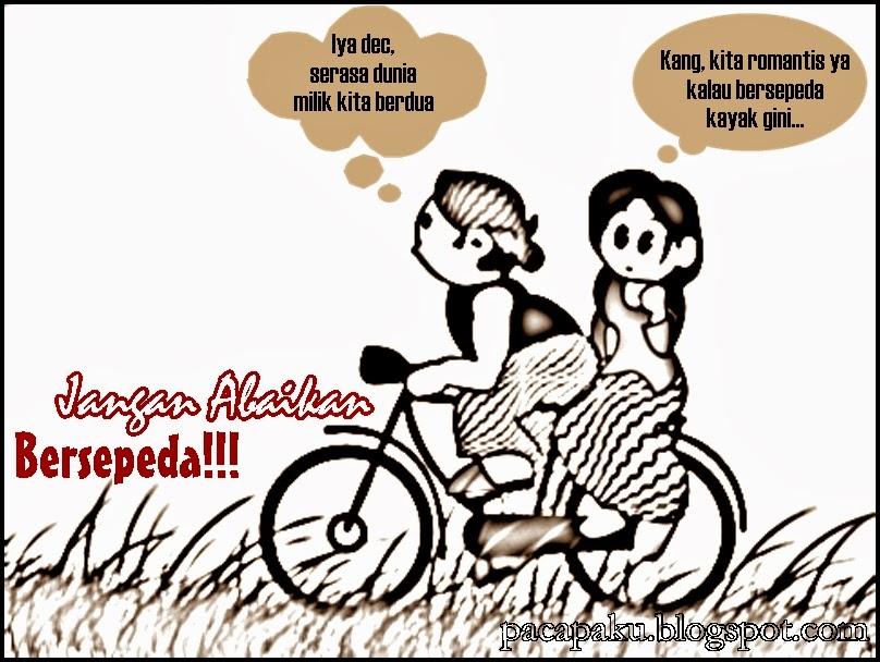 Jangan Abaikan Bersepeda | Pacapaku