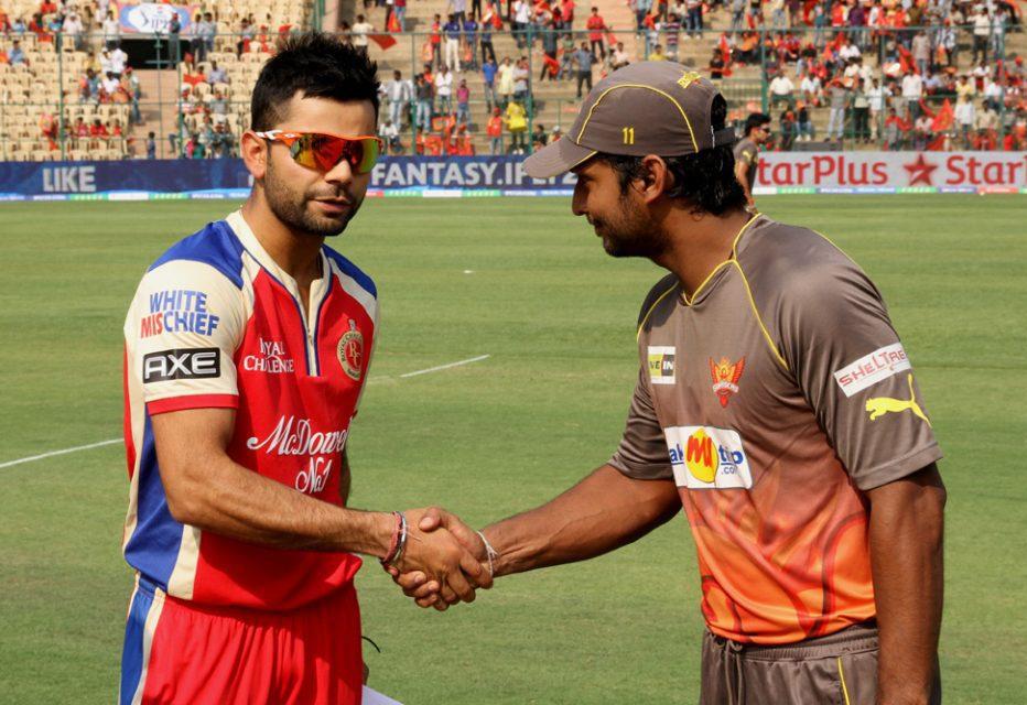 Virat-Kohli-Kumar-Sangakkara-RCB-vs-SHR-IPL-2013