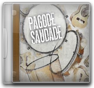 Capa CD Pagode Saudade (2011)
