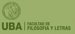 Página de la Facultad de Filosofía y Letras