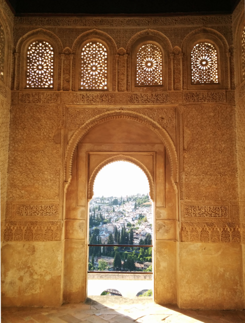 Balcón de la Alhambra