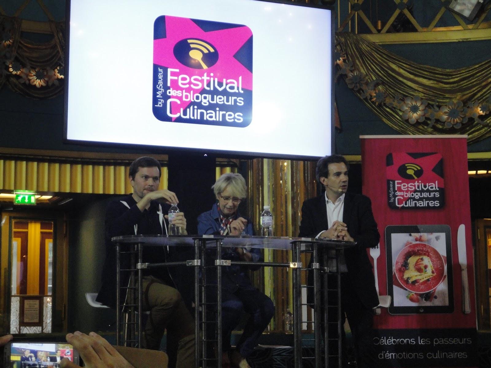 Festival des blogueurs culinaires