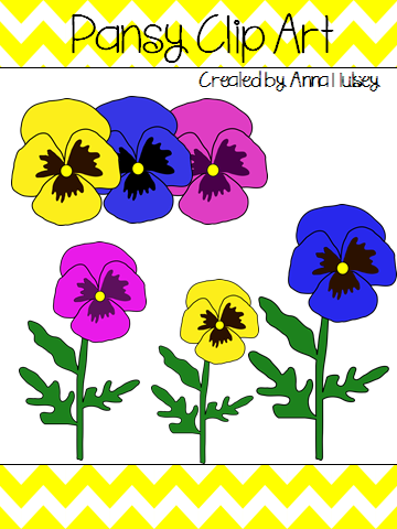http://www.teacherspayteachers.com/Product/Pansy-Clip-Art-Graphics-for-Commercial-Use-1146572
