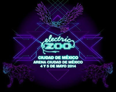 Festival electric zoo 2014 en mexico venta de boletos