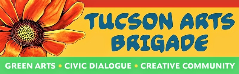 Tucson Arts Brigade Blog