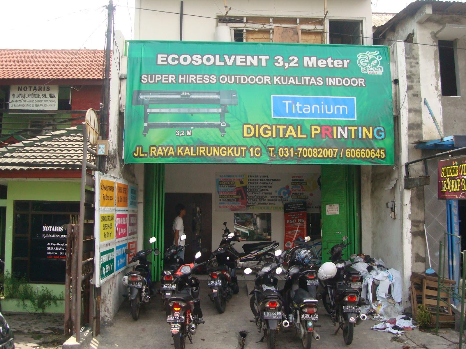 Digital Printing Murah Surabaya