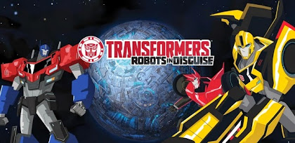 Transformers: Robots In Disguise (2015) Episódio 71
