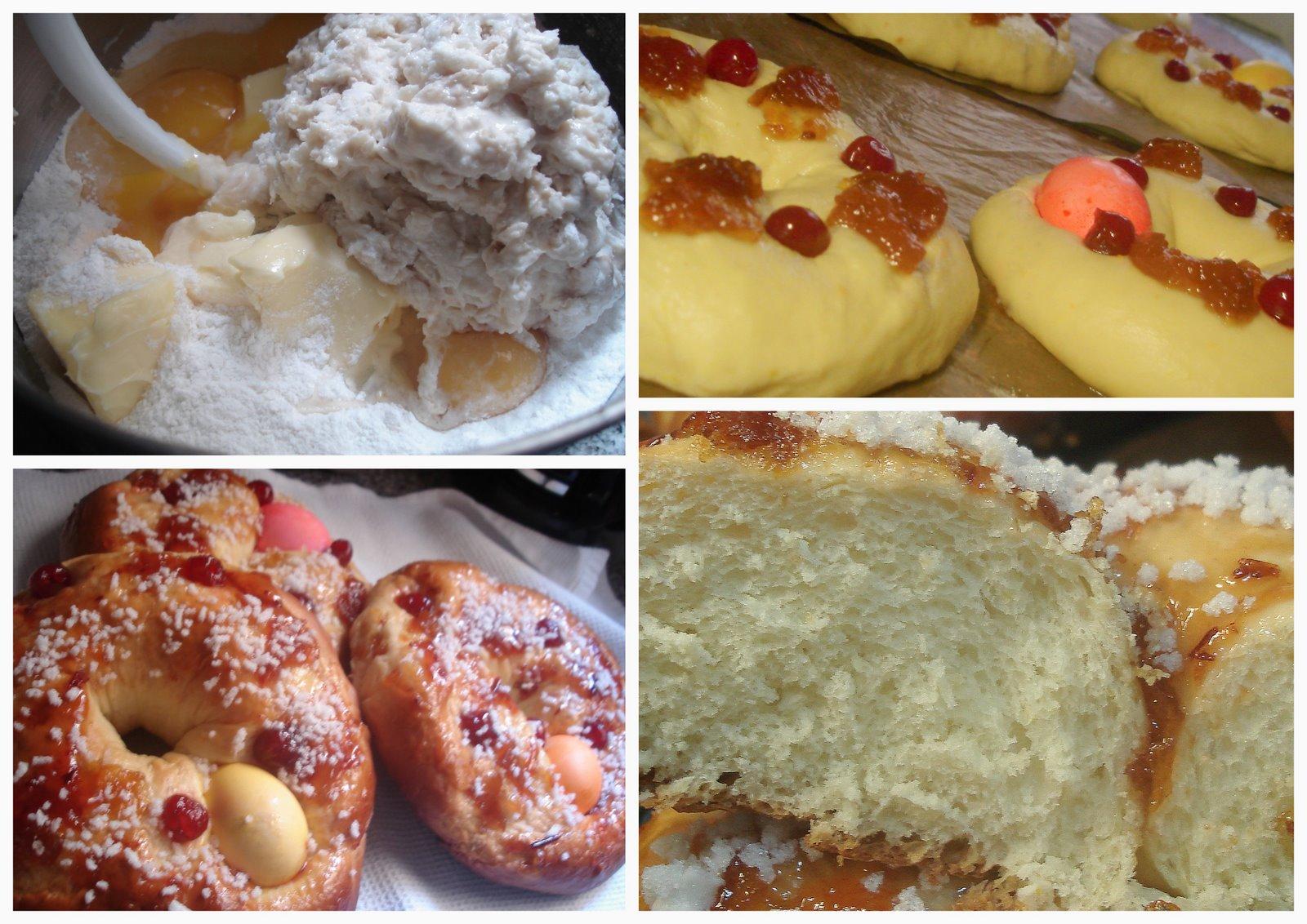 Receta Rosca de Pascua | Fácil y Económica - Cocina con