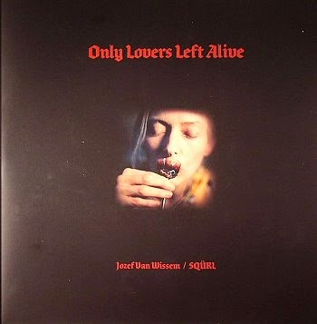 Squrl & Jozef Wissem Only Lovers Left Alive OMPST cover