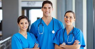 Curso online é mercado de trabalho para Enfermagem