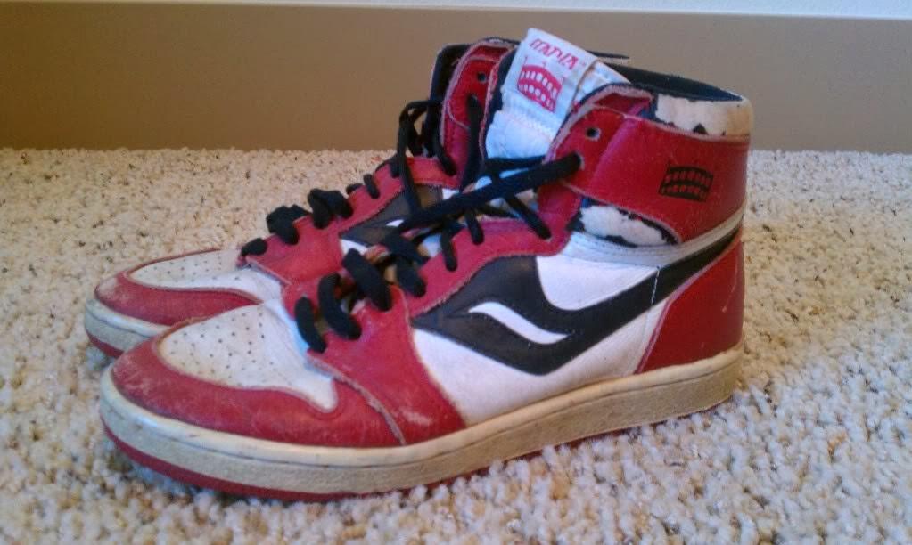 Cross Promotion: Fake Jordans, Real Life