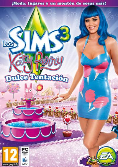 Download The Sims 3 Katy Perrys Sweet Treats FLT   2012