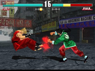 Tekken 3 game play online