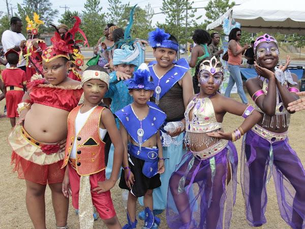 Scotiabank Toronto Caribbean Carnival - Junior Carnival