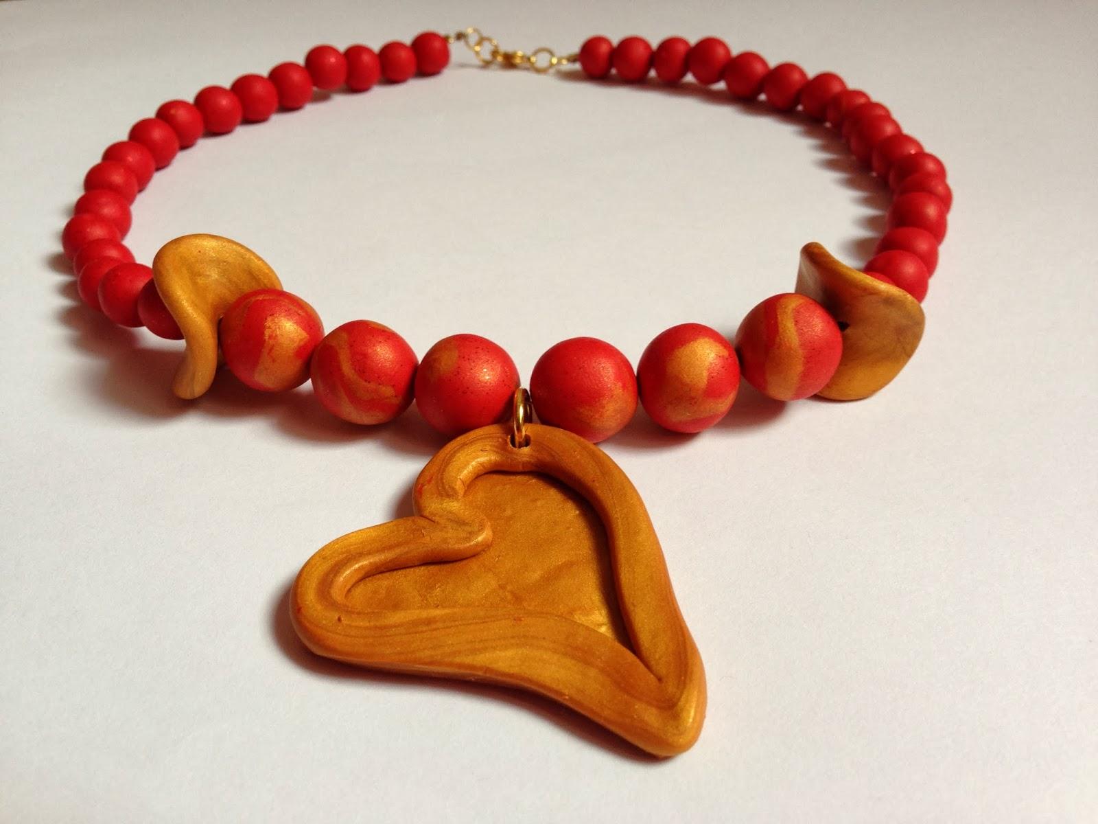 Collar Corazon San Valentin