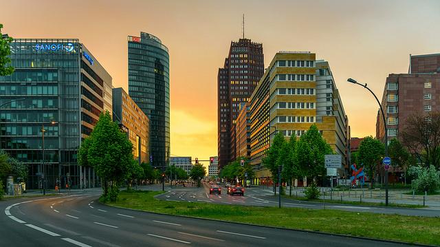 chỗ ở tại berlin