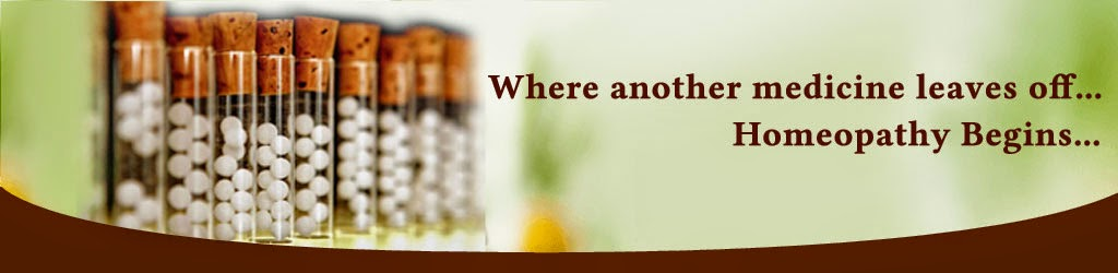 WHERE ANOTHER MEDICINE LEAVES OFF..HOMEOPATHY BEGINS..