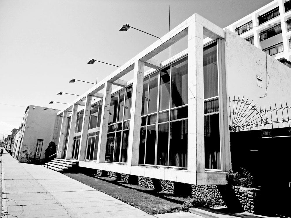 La forma moderna en latinoam rica la arquitectura moderna for Maestria en interiorismo arquitectonico