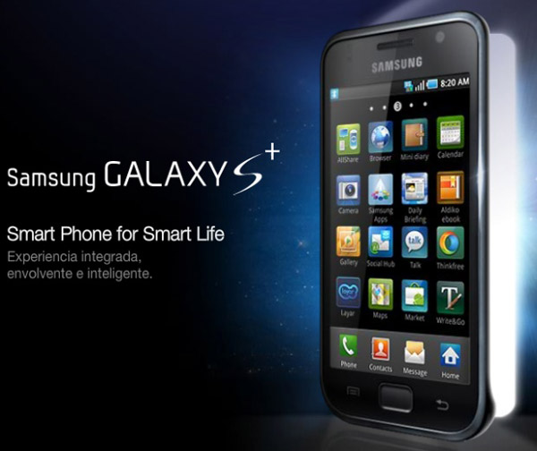 Galaxy S Plus Android 2.3.6 i9001