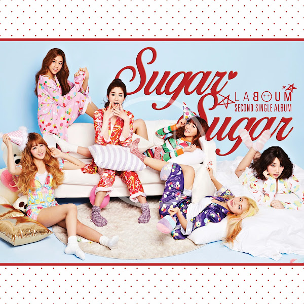 LABOUM Sugar Sugar Cover
