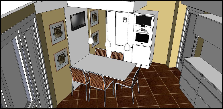 Los hogares que habitamos proyecto cocina de mam - Cocina en ele ...