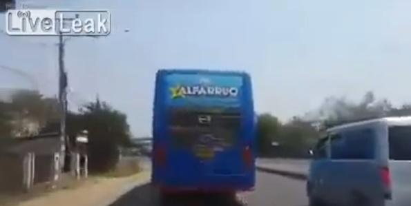 Bus Alfarruk Yang Menjadi Sorotan Media Live Leak