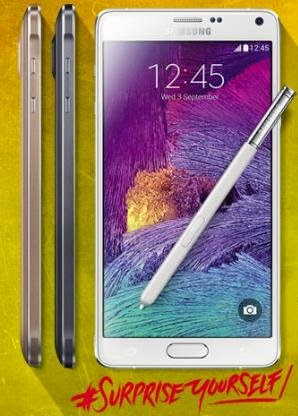 Samsung Galaxy Note 4 Now Available At Sun Cellular Plan 999