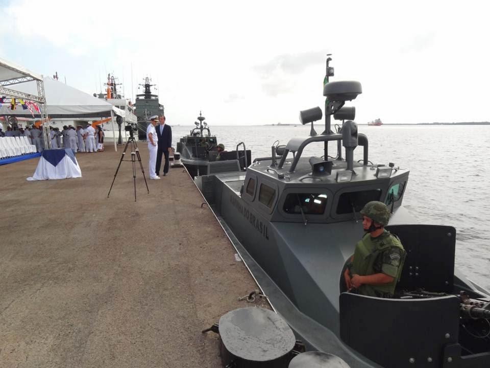 Cotecmar LPR-40 Marinha Brasil