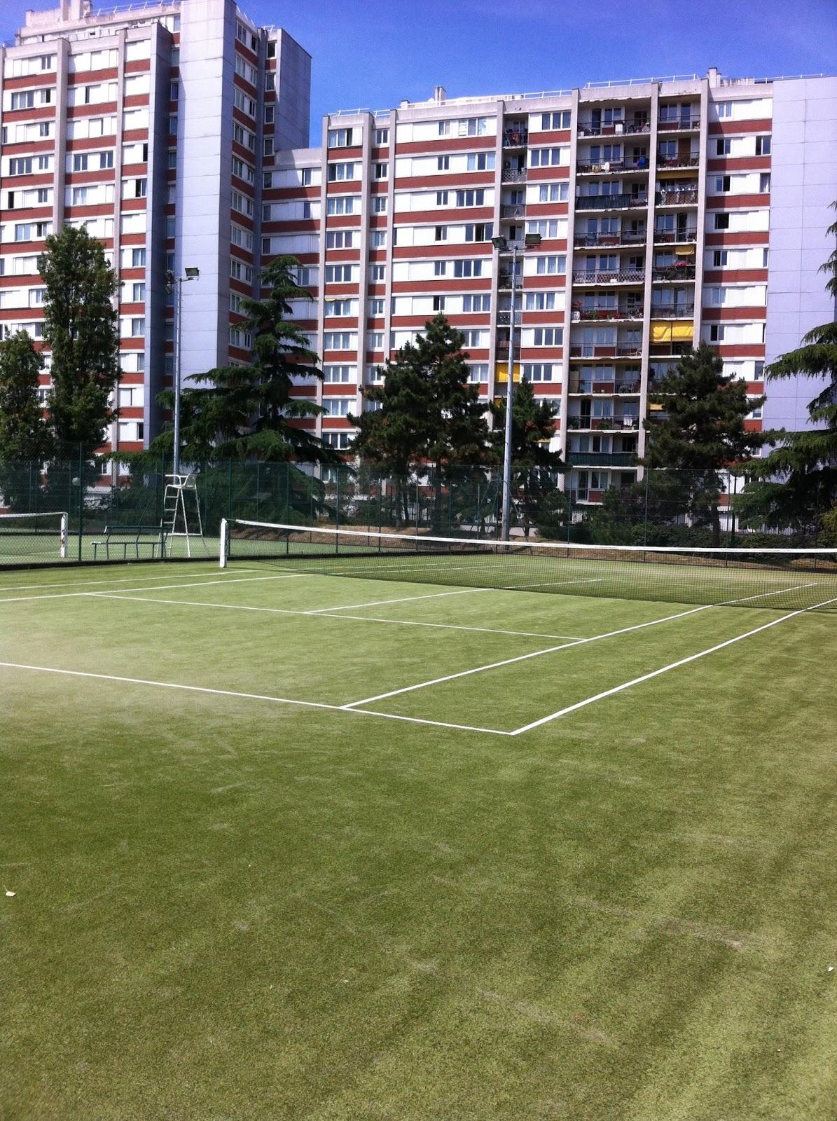 court tennis paris
