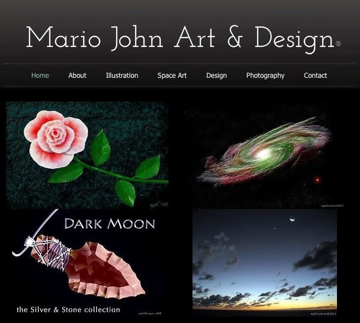 Mario John's Website