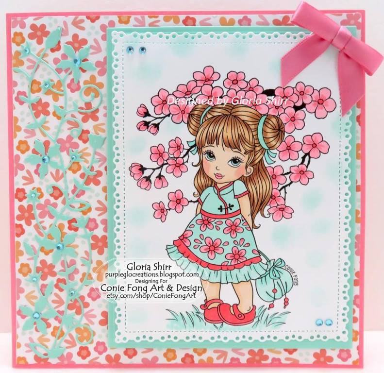 Featured Card at Creative Ladybirds Challenge