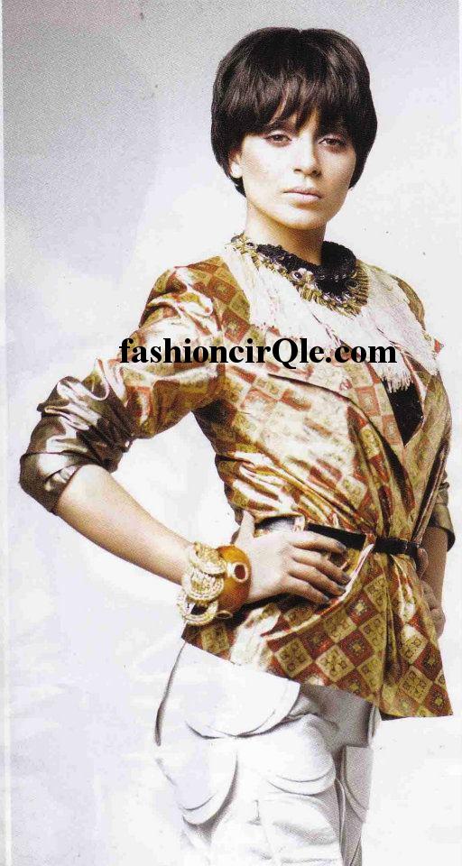 , Kangna Ranaut's Verve April 2012 Scans