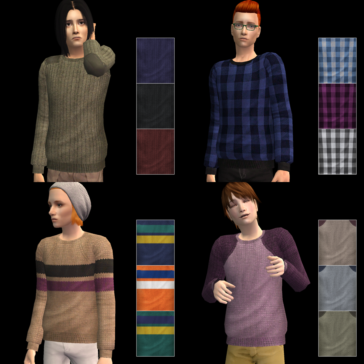 Sims 2 Clothing 19