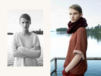Campaña Oysho otoño - invierno 2012/2013