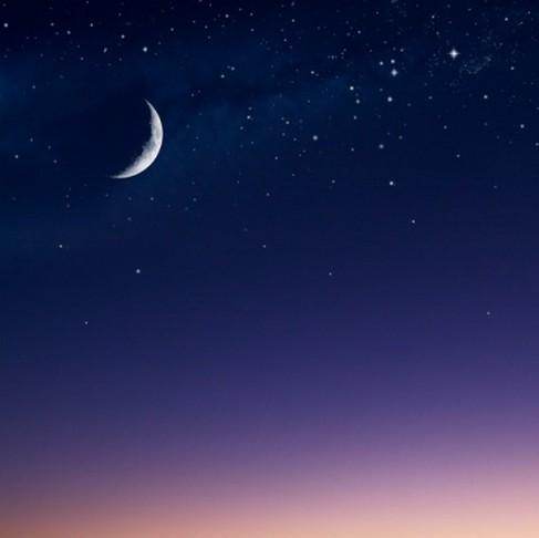 Νέα Σελήνη - Ουρανόγραμμα