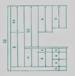 Bricolaje y carpinter a de madera cocinas for Medidas modulos cocina