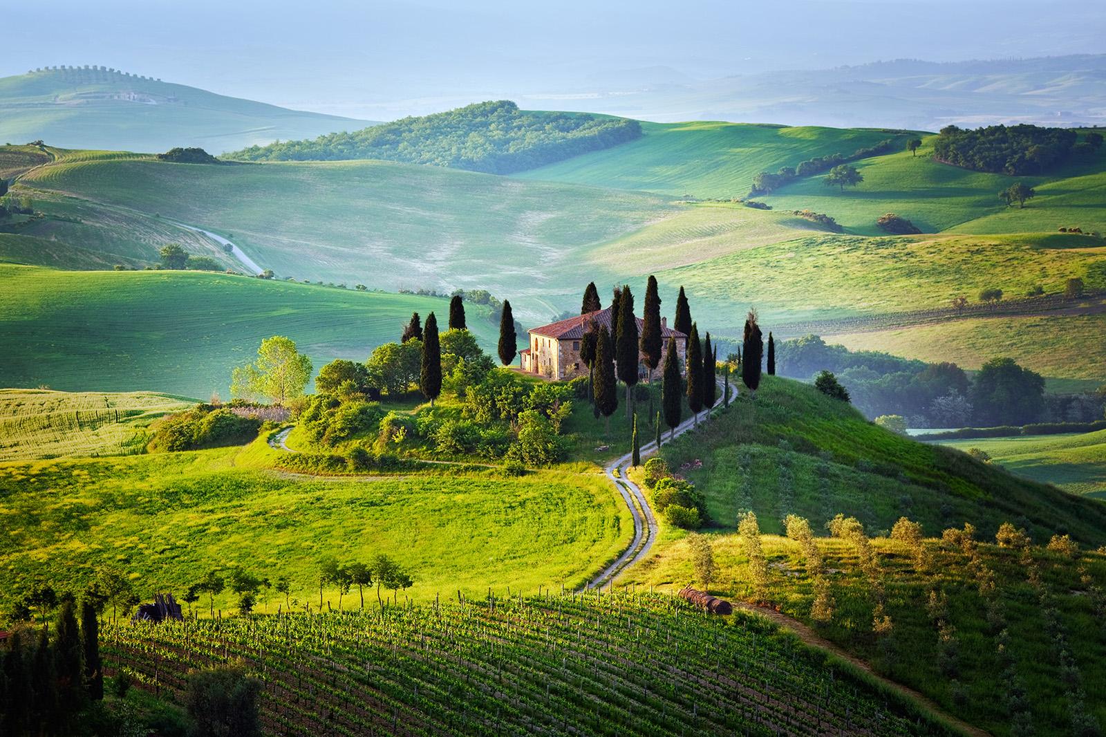 Travel Trip Journey Tuscany Italy